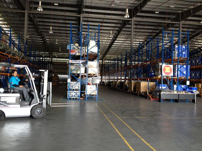 DELSA: Humanitarian Logistics Warehouse of ASEAN