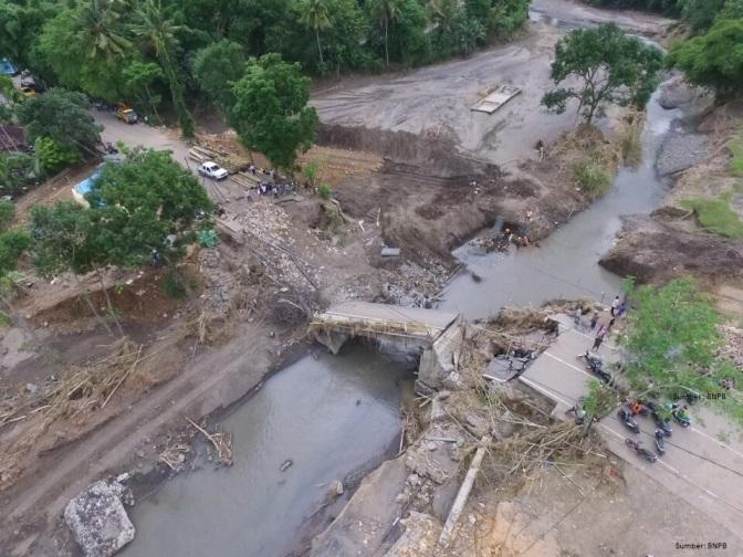 Tak Satupun Tewas Saat Banjir Bandang Terjang Bima