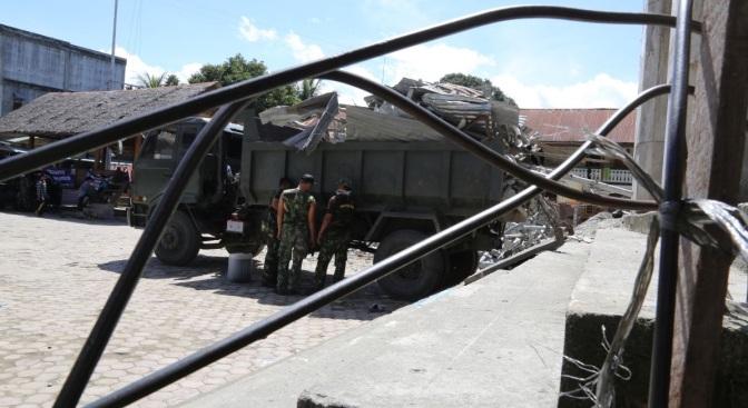 Bencana dan Tantangan di Indonesia
