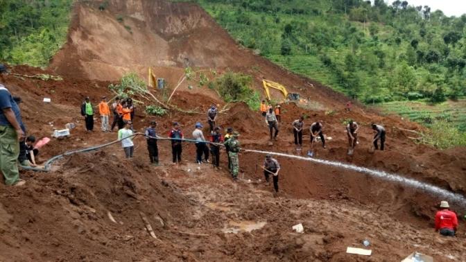 Tanah Longsor, Bencana Mematikan di Indonesia
